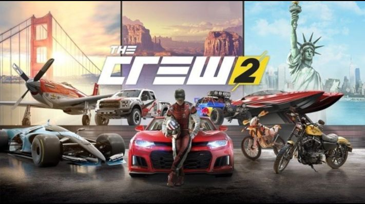 The Crew 2 disponible gratis todo el fin de semana en PC y PlayStation 4