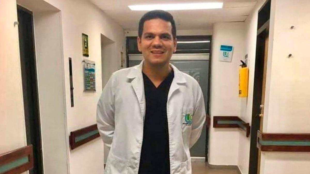 Este era el héroe: el primer médico que pierde la vida en Colombia ...