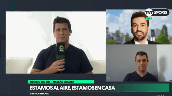 """Castillo y Distasio destruyeron a un DT de River: """"Fue un títere de Passarella"""""""