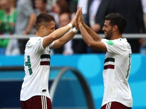 Who will be the best Mexican striker in the MLS: Carlos Vela or Chicharito Hernández?