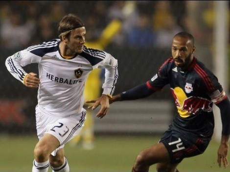 These world class stars played in MLS