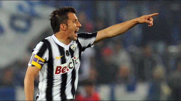 Del Piero confesó que le hubiera gustado jugar en la Bombonera