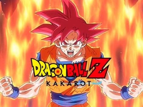 Primer DLC de Dragon Ball Z Kakarot: cómo convertirse en Super Saiyan God