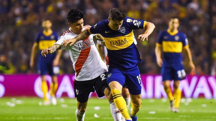 Boca y River, los protagonistas del último campeonato.
