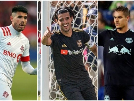 Here are the best: Ranking the top 25 players in MLS