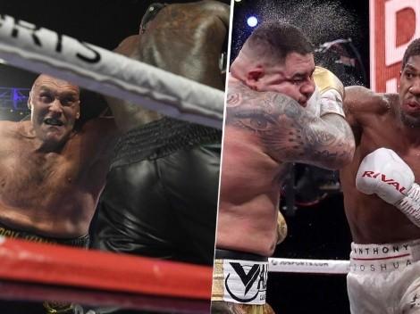 Los tres grandes combates de boxeo que planea recibir Arabia Saudita