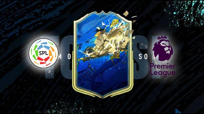 FIFA 20 lanza los SBC de TOTSSF garantizado de la Premier League y Liga Árabe