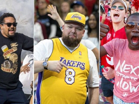 Top 25 California sports teams with most fans