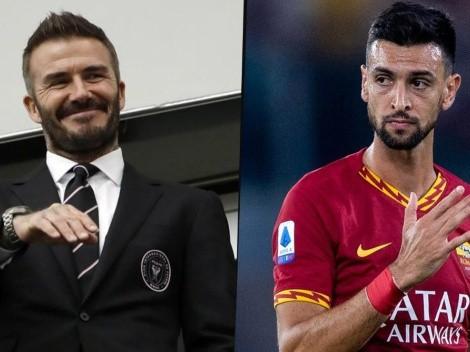 Beckham quiere a Pastore para Inter Miami