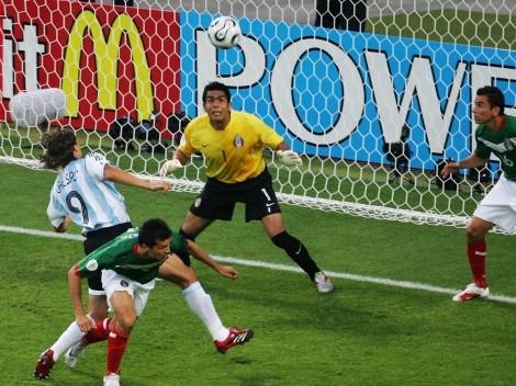 La orden de Rafa Márquez y Jared Borgetti que dejó a México afuera del Mundial 2006
