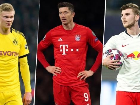 Las nueve estrellas de la Bundesliga que no puedes perder de vista