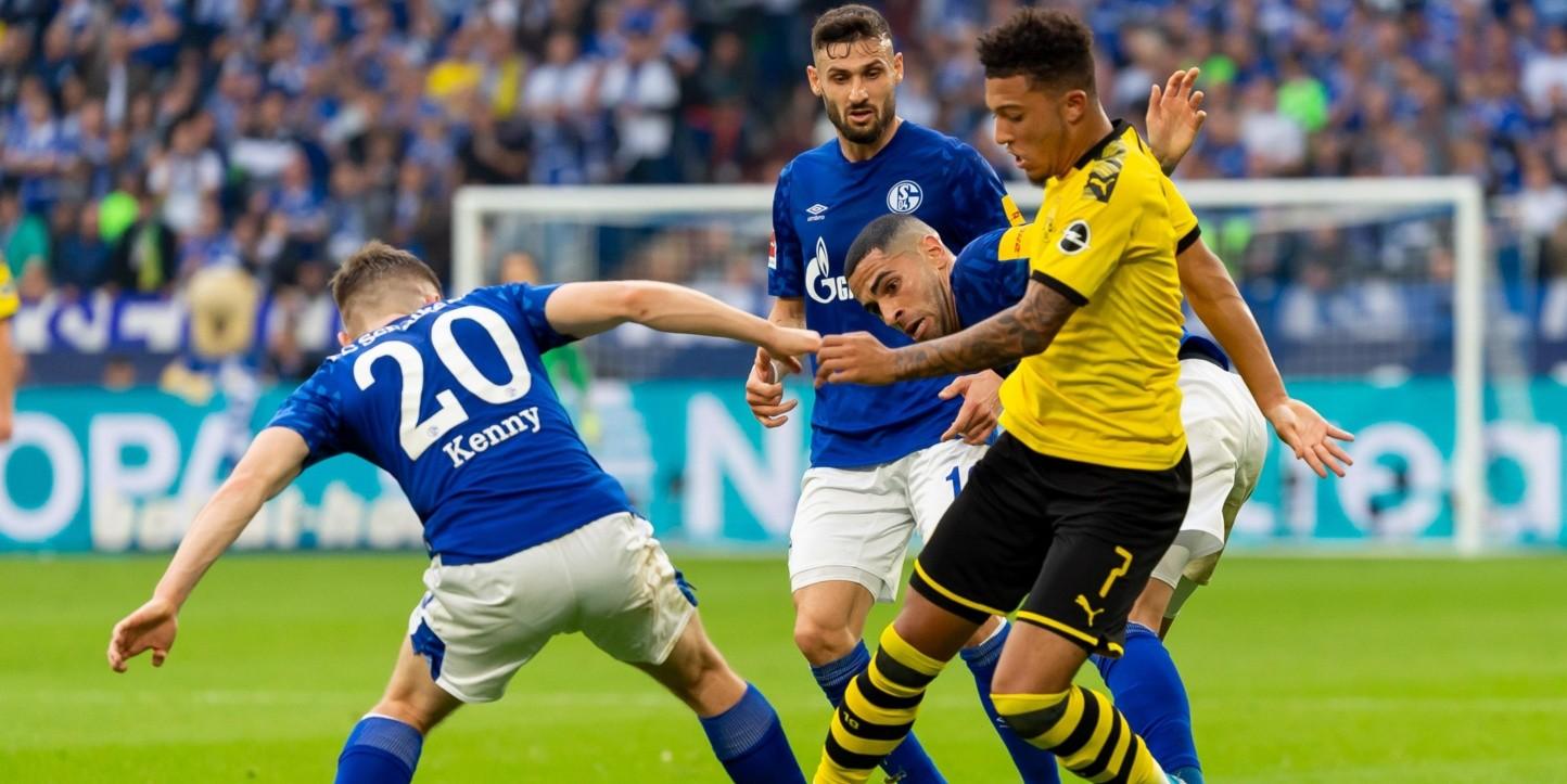 Schalke 04 BoruГџia Dortmund