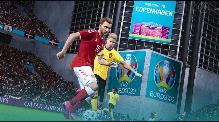 Confirman la nueva fecha para el DLC gratuito de la Euro 2020 en el PES 2020