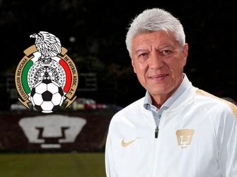 """Jesús 'Chucho' Ramírez: """"Quería dirigir la selección pero no me tuvieron confianza"""""""