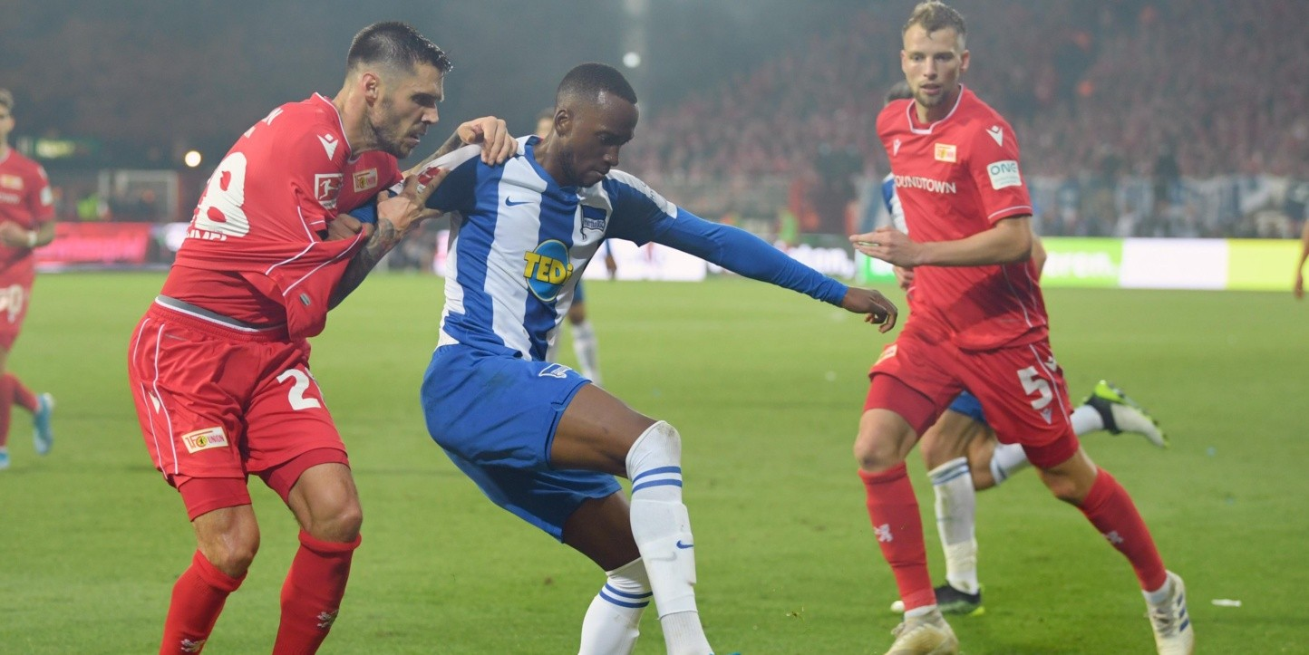 En VIVO: Hertha Berlin vs. Union Berlin por la Bundesliga