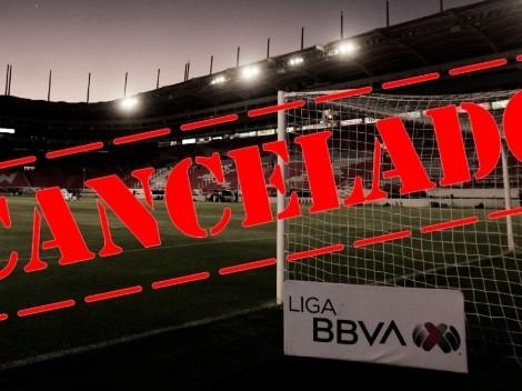 ÚLTIMO MOMENTO: Se cancela el Clausura 2020 de la Liga MX