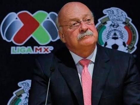 """Para Bonilla es probable que el Apertura 2020 comience """"a puertas cerradas"""""""