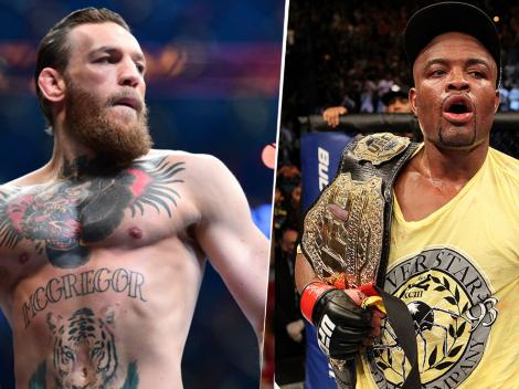 McGregor aceptó el reto de pelear contra el G.O.A.T de la MMA