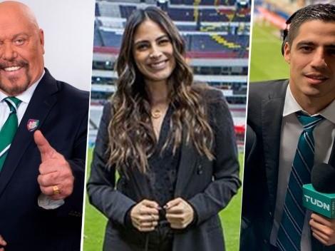 Los comentaristas de Televisa Deportes que no le van al América