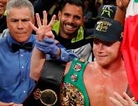 Cuatro peleadores disputarán el cetro que dejó vacante Canelo