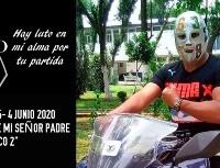 Muere luchador mexicano Matemático II tras varios días hospitalizado por coronavirus