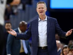 Steve Kerr, entrenador de Golden State Warriors.