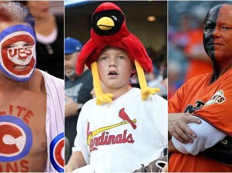 Top 25 MLB teams with most fans