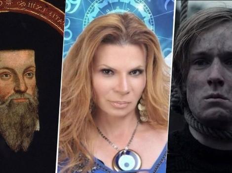 Dark y Nostradamus: vidente coincide con la predicción y lanza una advertencia