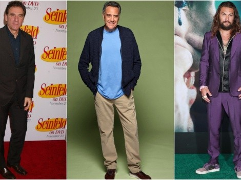 High society: the 25 tallest men in Hollywood