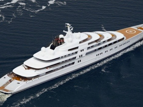 25 celebrities and their stunning yachts