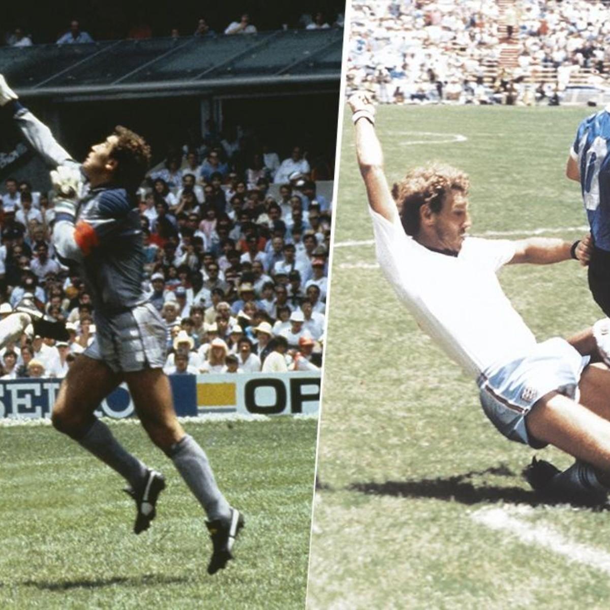 A 34 Anos Del Dia Que Maradona Se Hizo Leyenda En Mexico Y Conquisto El Resto Del Mundo Bolavip