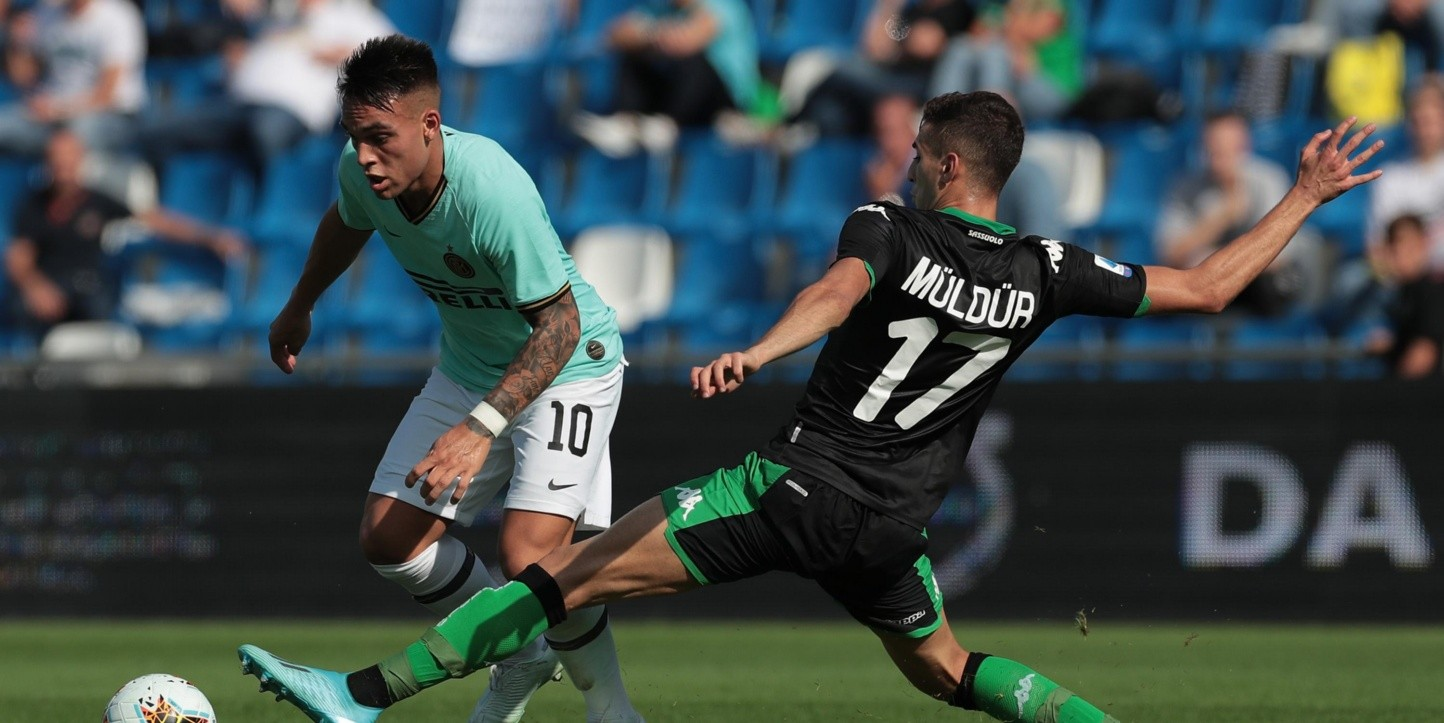EN VIVO Inter Vs Sassuolo Por La Serie A Bolavip