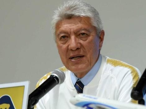 Jugadores de Pumas, molestos con Chucho Ramírez