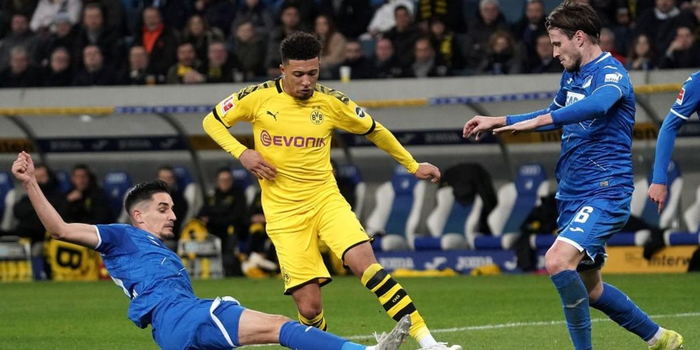 Borussia Dortmund Hoffenheim