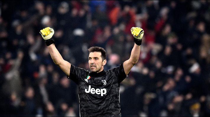 Leyenda: Buffon renovó contrato con la Juventus hasta 2021