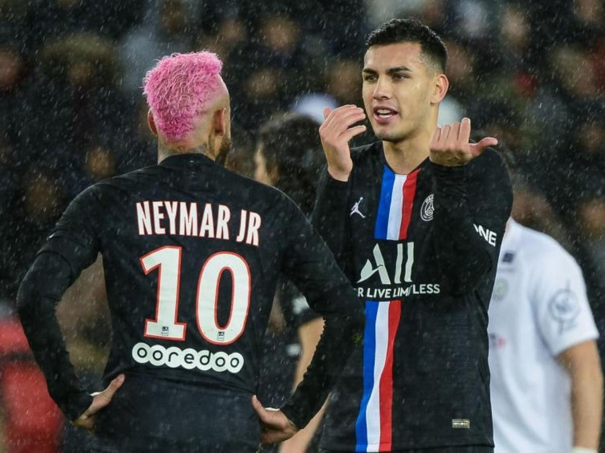 Qué saludo! La historia de Neymar felicitando a Paredes por su cumpleaños |  Bolavip
