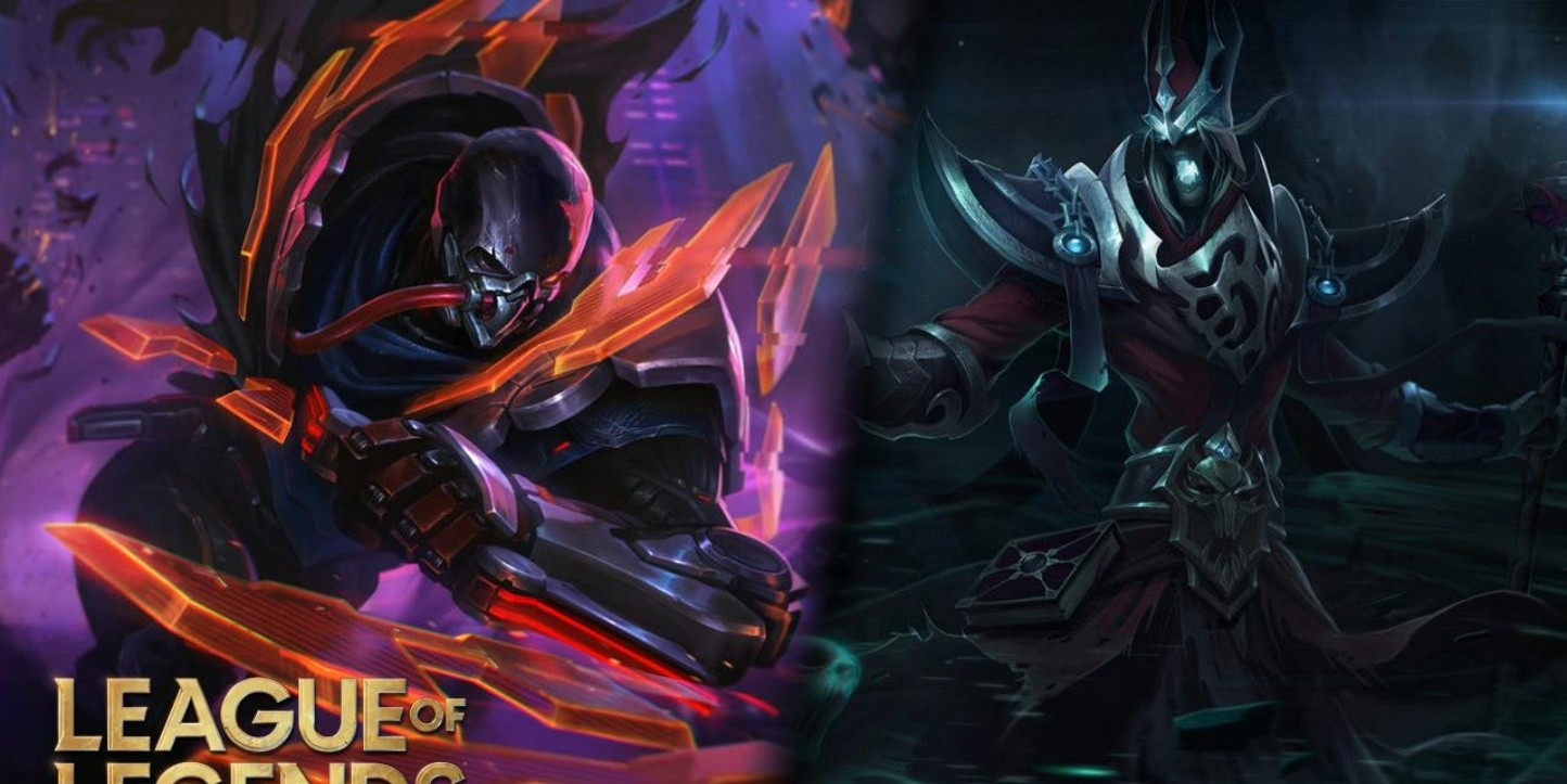 Riot League Of Legends