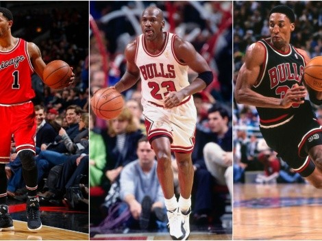 The 25 greatest players in Chicago Bulls history