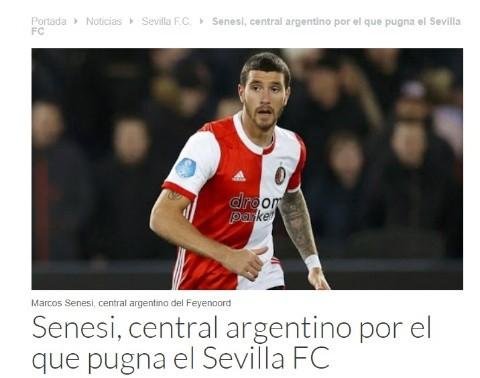 Así lo grafican los medios españoles.