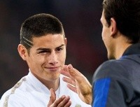 """Zidane explica que James se sacó """"solito"""" del partido Athletic vs. Madrid"""