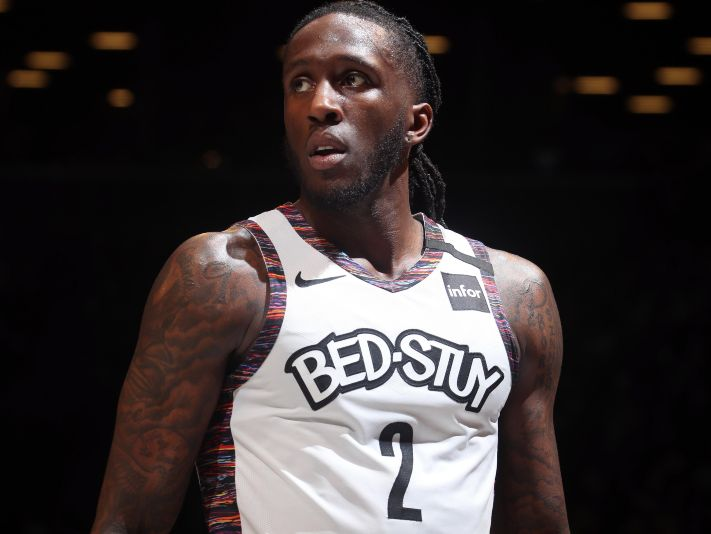Taurean Prince, de Brooklyn Nets (Getty)