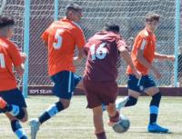 Santiago Erviti, hijo de Walter, se ilusionó con jugar en la Liga MX