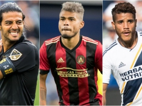 Top players who will miss the MLS is Back tournament