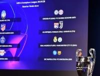 Sorteo de Champions League: todos los cruces desde cuartos de final