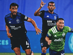 Earthquakes y Seattle empataron 0-0. (Twitter)