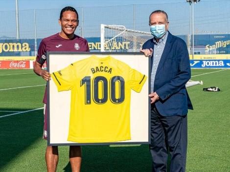 No sabemos cómo lo logró: bonito homenaje de Villarreal a Carlos Bacca