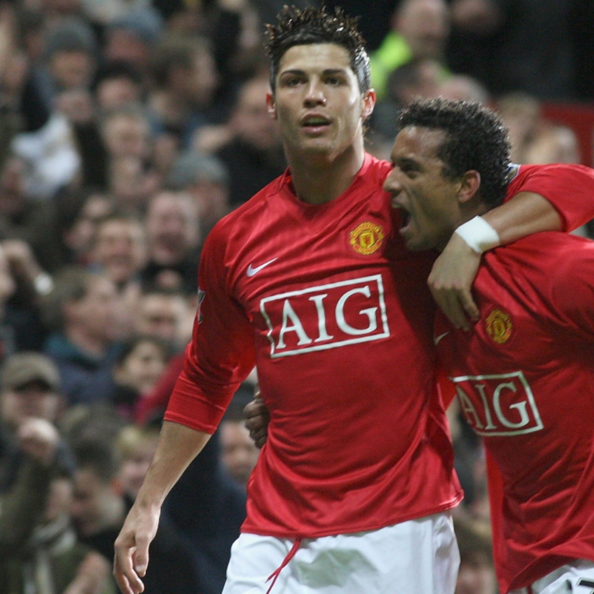 Cristiano Ronaldo And Nani Every Title They Ve Won Together Bolavip Us