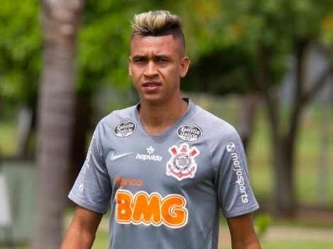 Corinthians lo confirmó: el colombiano Víctor Cantillo da positivo por Coronavirus