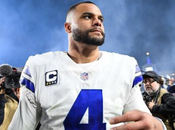 Dak Prescott, quarterback de los Cowboys (Getty Images)