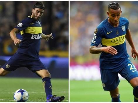 MLS va por dos jugadores de Boca Juniors